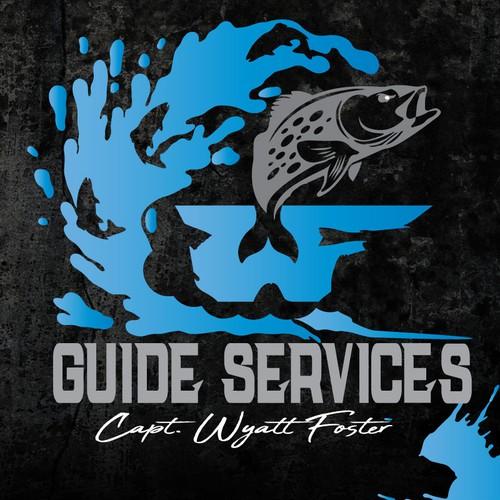 Bad-Ass Fishing Logo