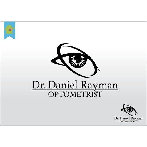 Dr. Daniel Rayman, Optometrist needs a new logo
