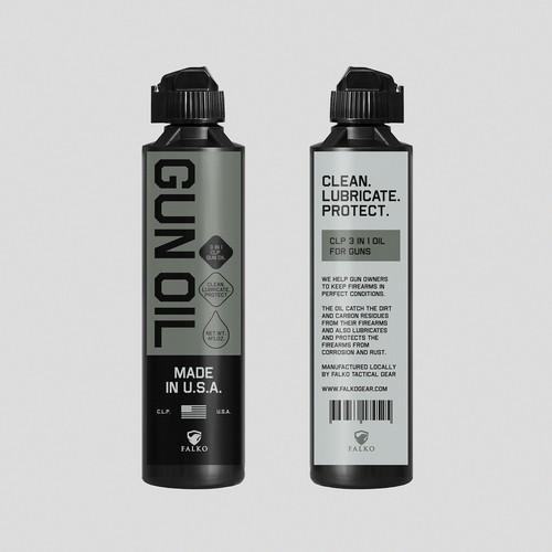 Falko Tactical Gun Oil