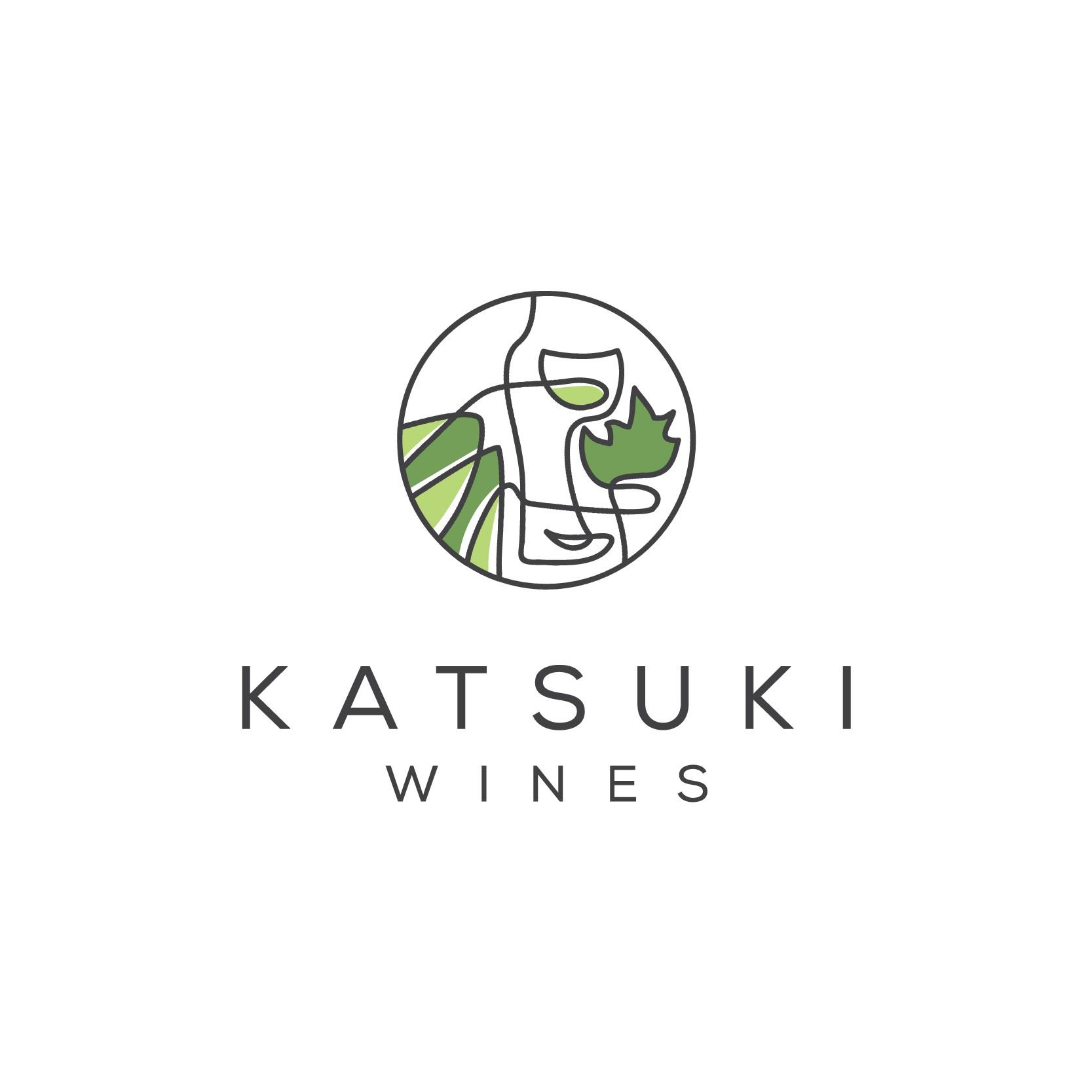 Design a clean logo for Japanese natural winery 日本のナチュラルワイナリーのシンプルでクリーンなデザイン