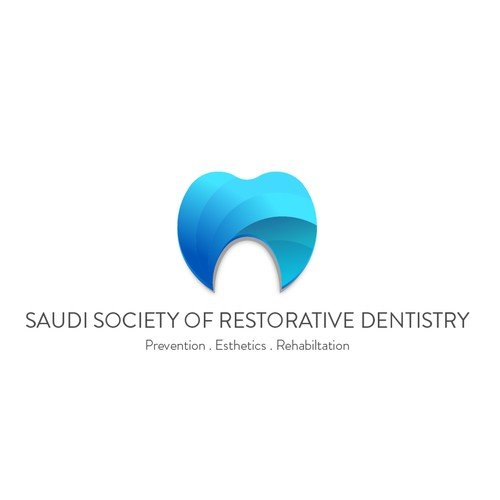 Logo for a dentistry