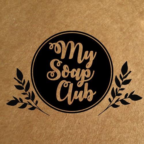 Soap Club Logo
