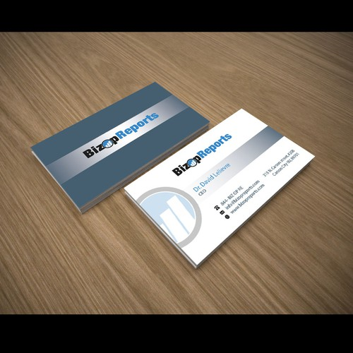 Business Card for BizOpReports