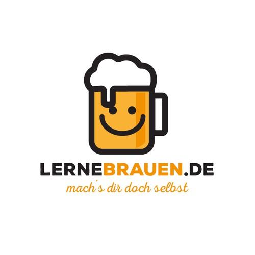 Erstellt ein Logo, dass jeden Bierliebhaber anspricht und somit Lust auf unseren Kurs bekommt