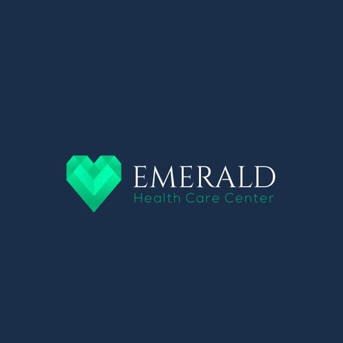 Design a great logo for Emerald Health Care Center!