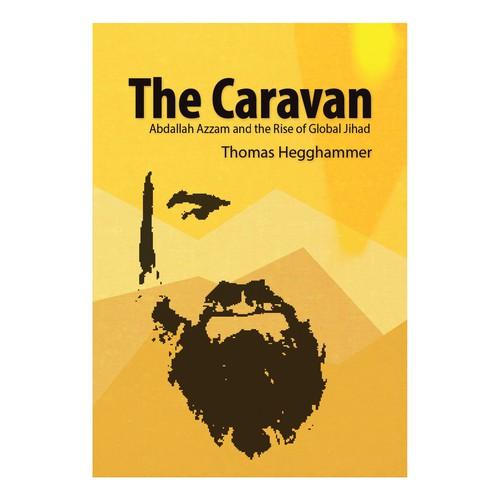 Modern, eye catching book cover design