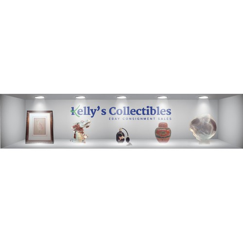 Kelly's Collectibles ebay banner