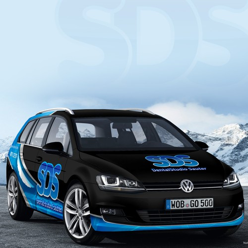 VW Wrap Design