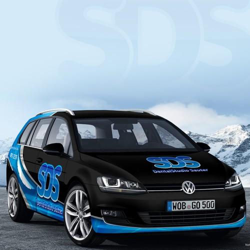 VW Wrap Design