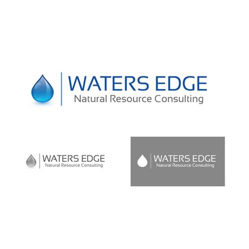 LOGO Design Waters Edge