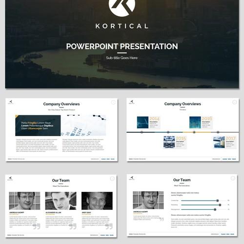 Slide Presentation For Kortical