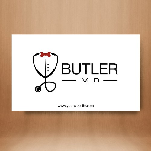Butler medical logo design winner