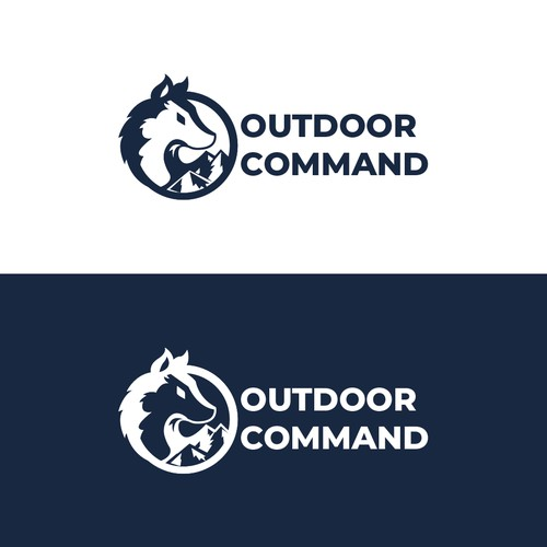 Logo Concept for Outdoor Command