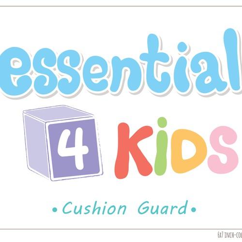 Cushion guard logo