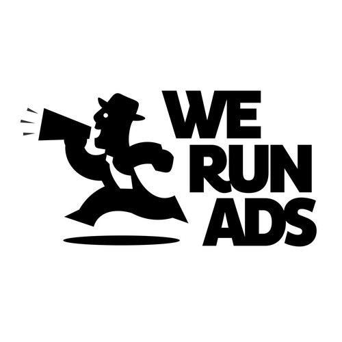 We Run Ads