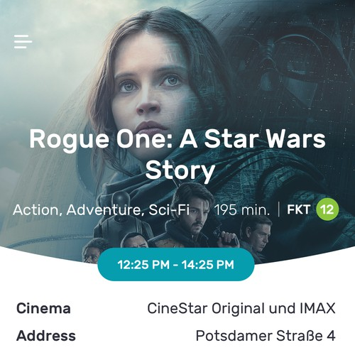 CINN - The next generation social cinema APP