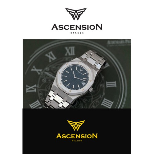 Ascension Watch Brand