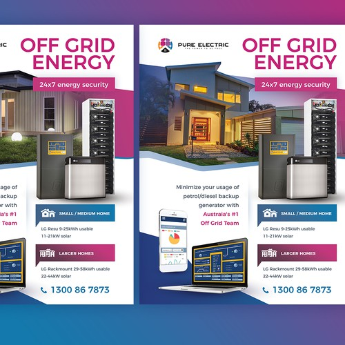 Off Grid Energy Systems Magazine Advert