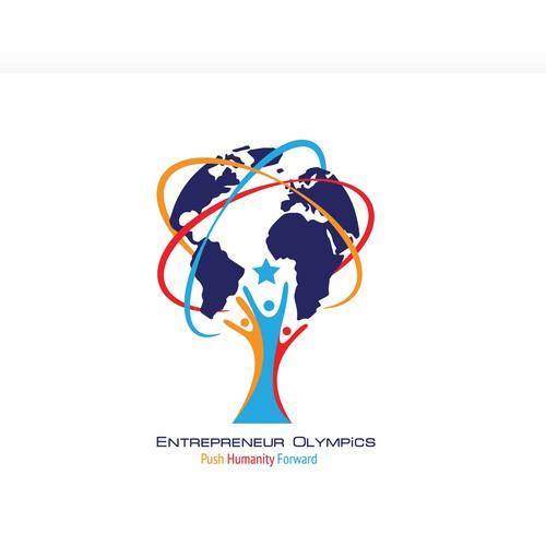 Entrepreneur Elympics Brand Design