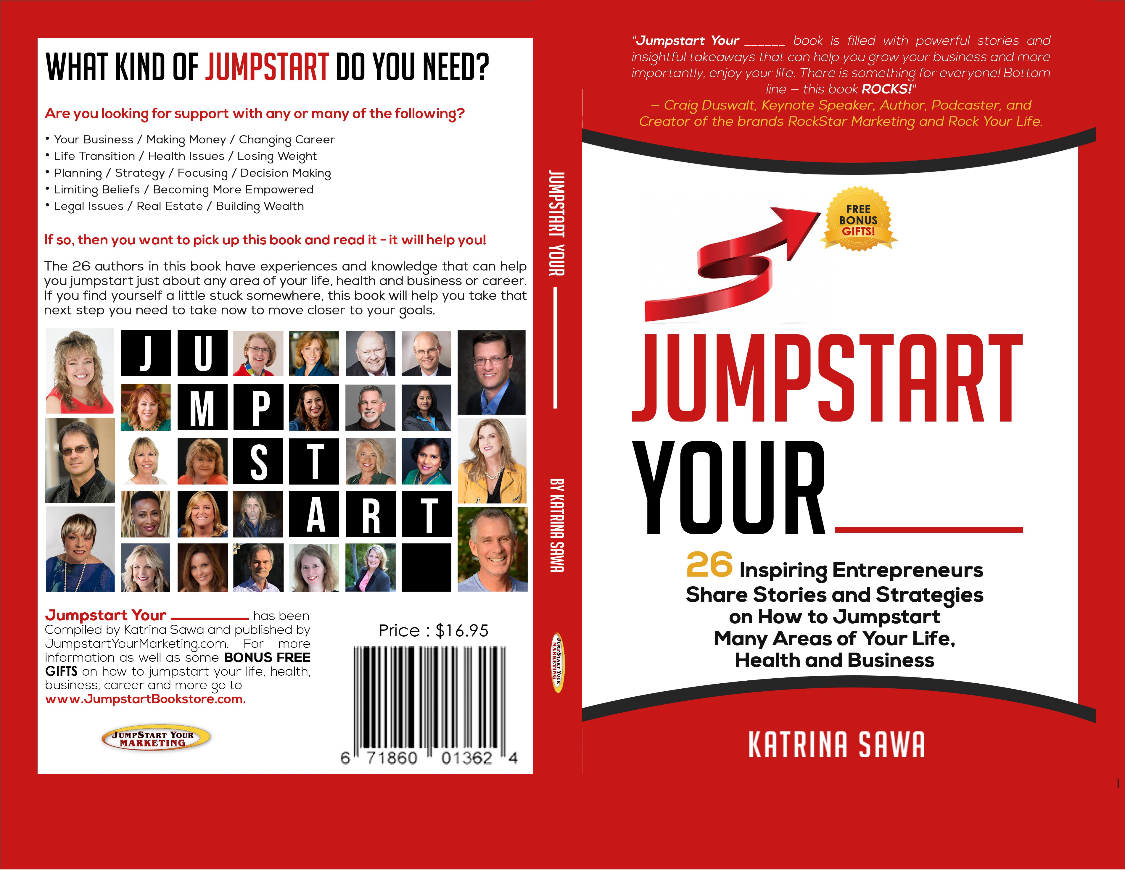 Design a Business Book Cover that POPS!