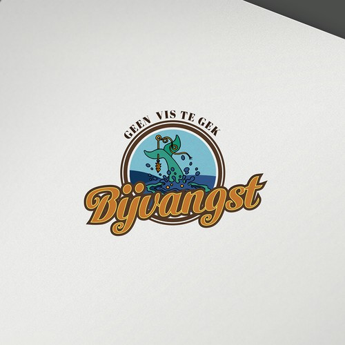 logo for fish restauran