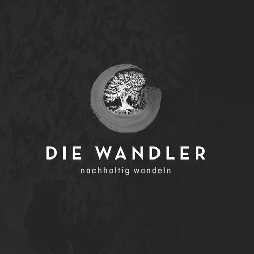 "Logo Design for ""Die Wandler"""