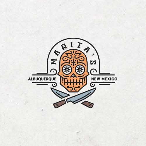 Logo concept for Marita's