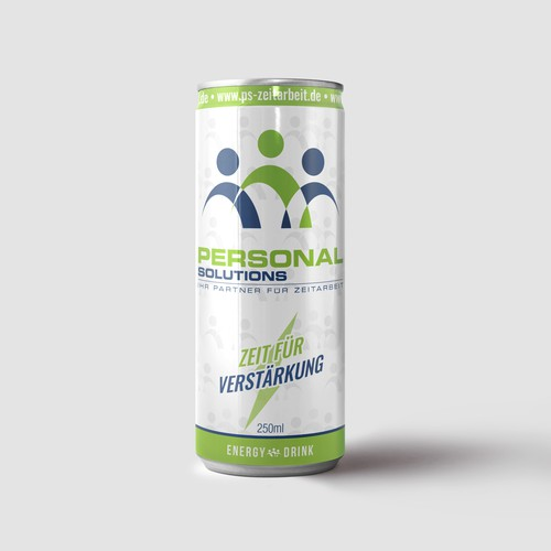 Energy Drink for Personal Solutions