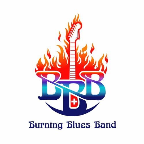 Burning Blues Band