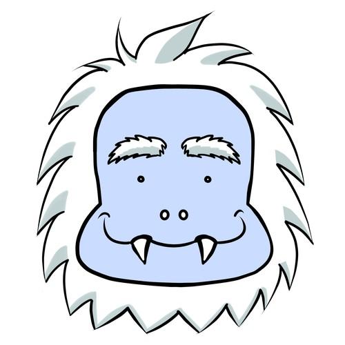 Logo design for winter apparel company