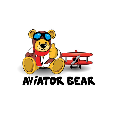 Give the Aviator Bear an attractive new image