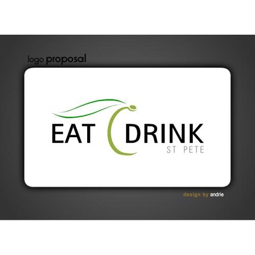 eat drink logo