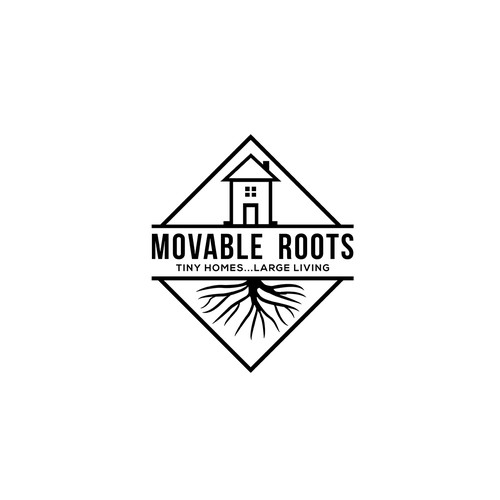Logo for tiny movable homes