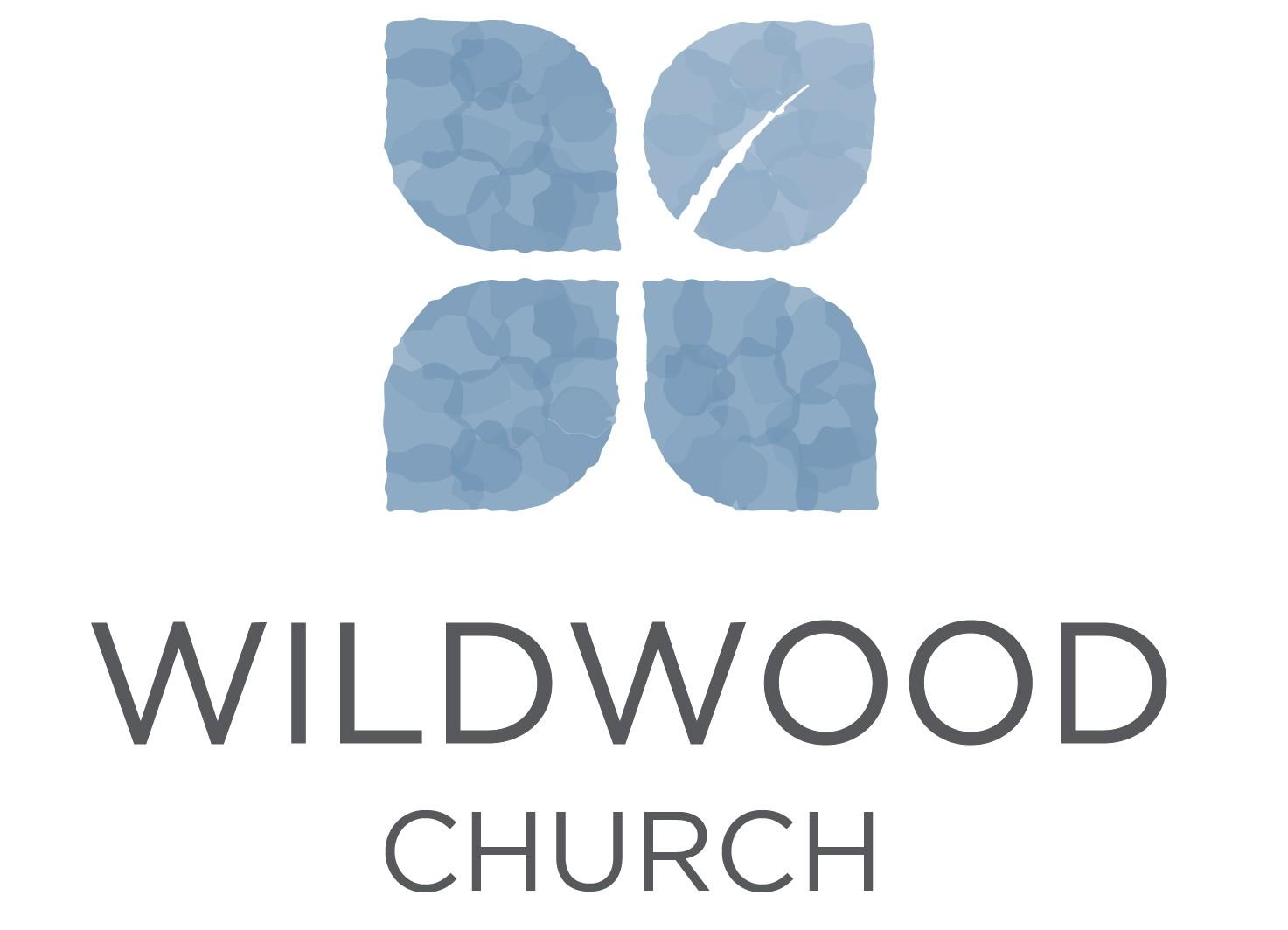 Design a modern logo and mark for a community-focused church
