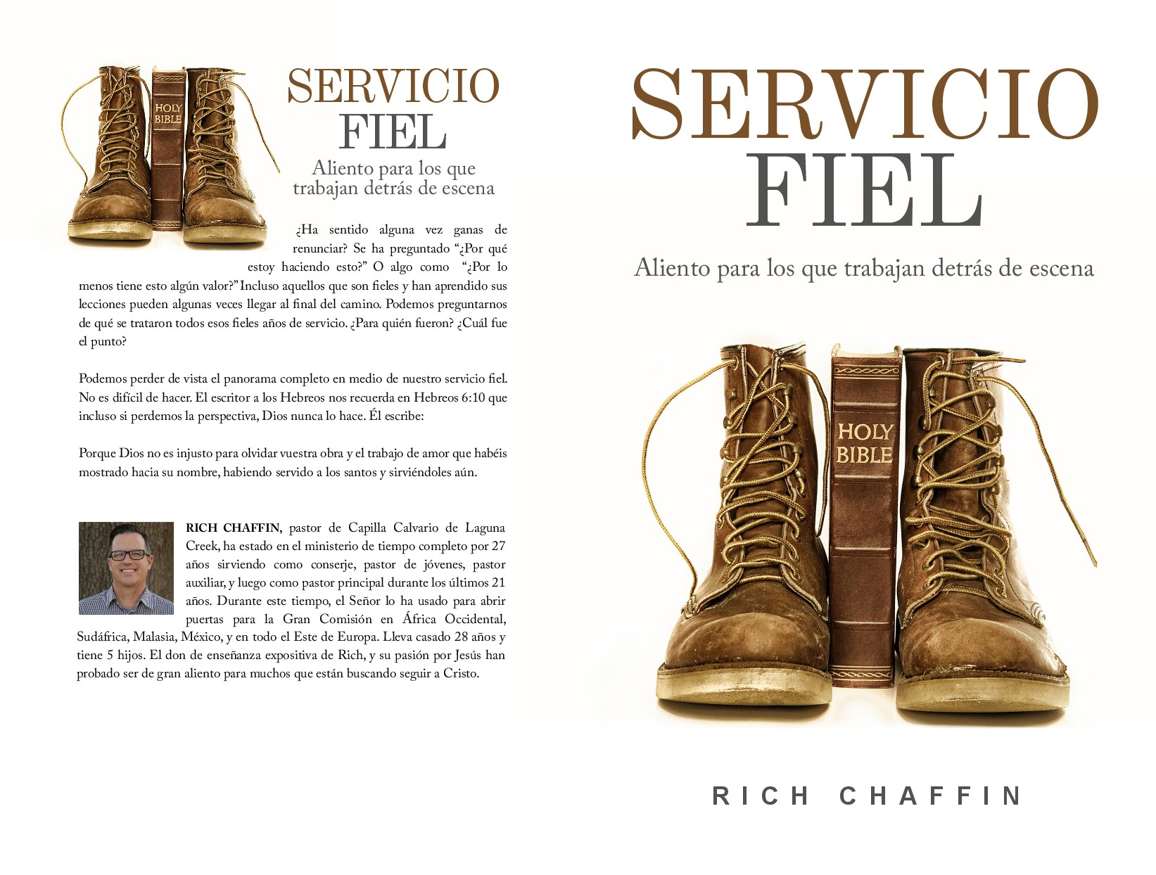 Spanish version of Faithful Service