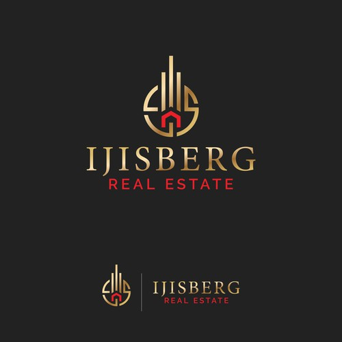 logo for Ijisberg real estate