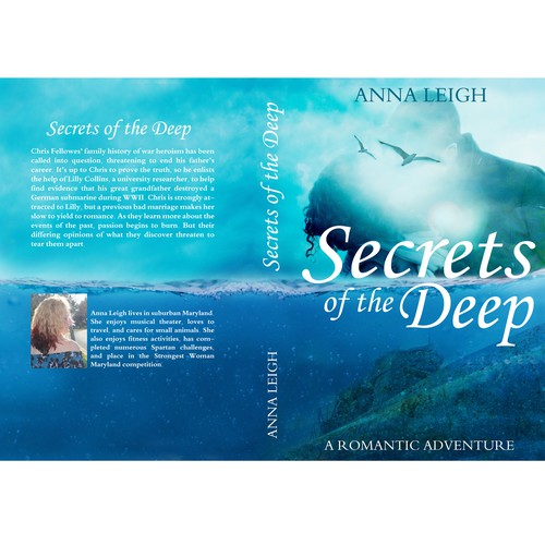 bookcover - secrets of the deep