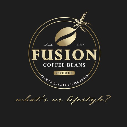 FUSION COFFEE BEANS