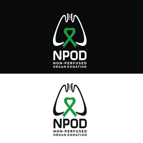 NPOD - non-perfused organ donation logo
