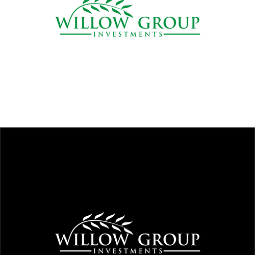 create a logo for willow group