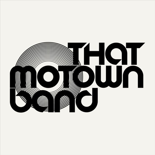Logo for a funk band