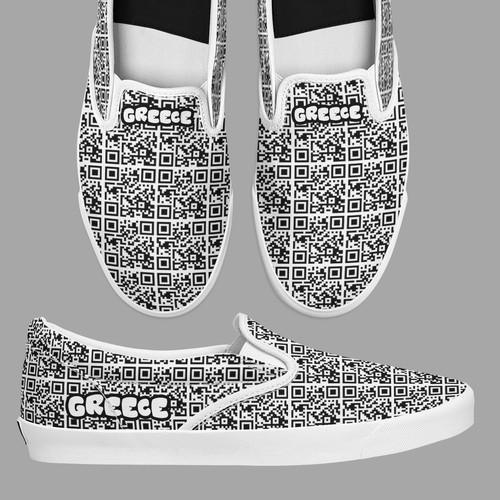 Greece Shoe
