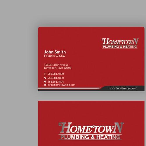 Corporate Business card