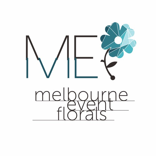Logo Concept for Melbourne Event Florals
