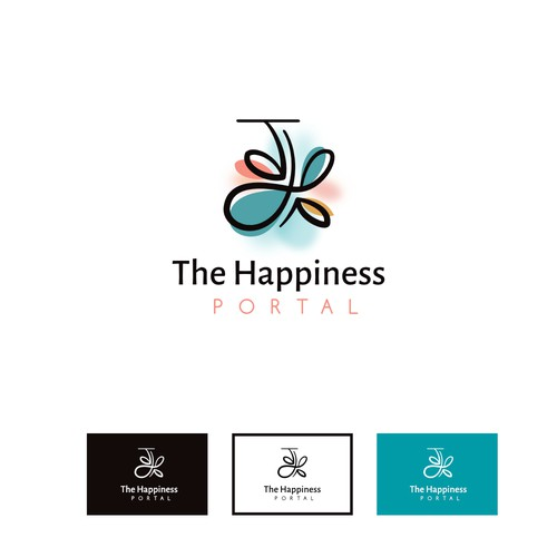 Logo concept for lifestyle blog