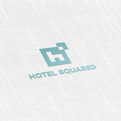 Less is More Logo for Hotel Management Company