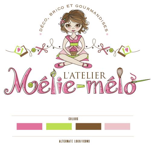 Logo for L'Atelier Méli-mélo