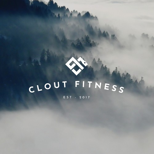 Design for a fitness brand