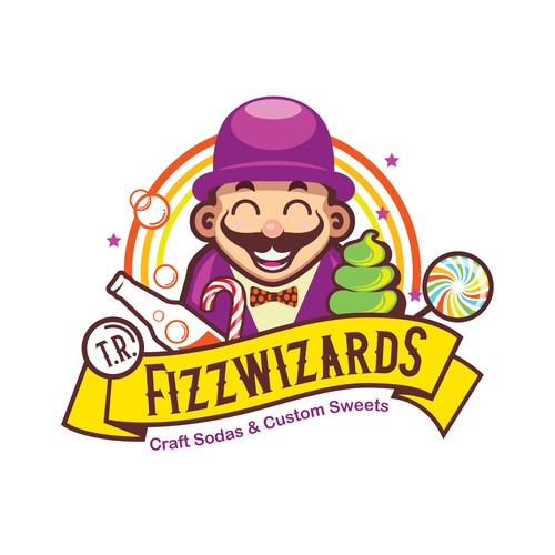 Fizzwizards sodas & sweets