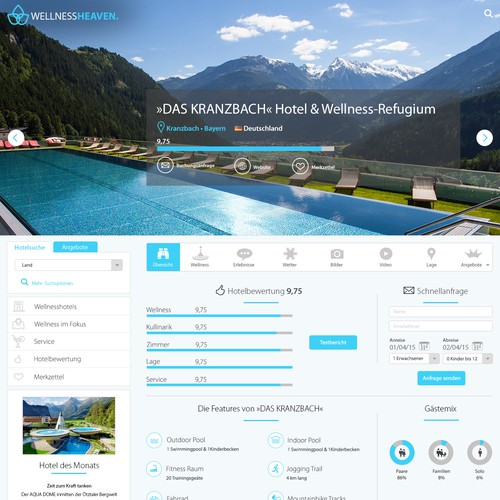 Hotel Test Webside